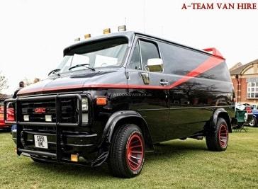 A-Team Van Hire in Wakefield