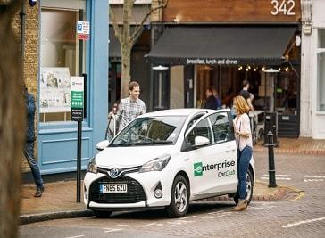Enterprise Rent-A-Car in Wakefield