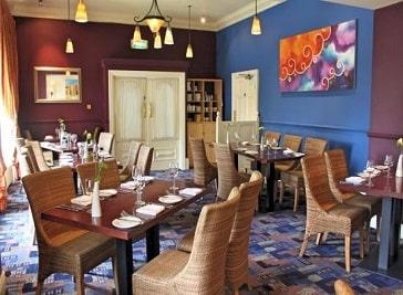 Iris Restaurant in Wakefield