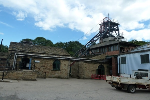 National Coal Mining Museum for England in Wakefield