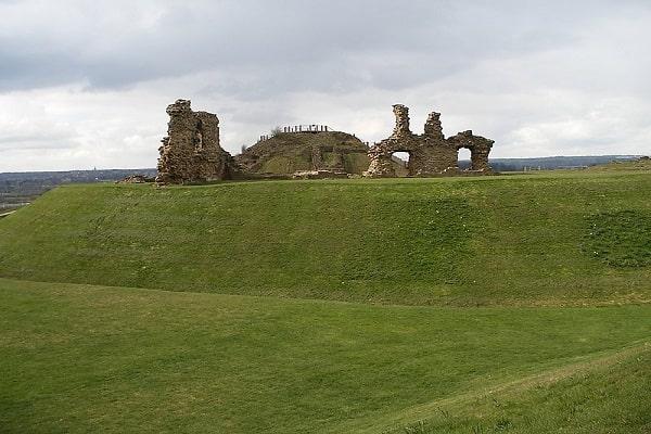 Sandal Castle in Wakefield